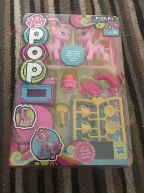 My Little Pony Pop Pinkie Pie Bakery Decorator Kit Design & Build! Hasbro