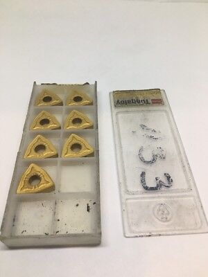 7 Tungaloy Carbide Inserts Wnmg080412-th T9025