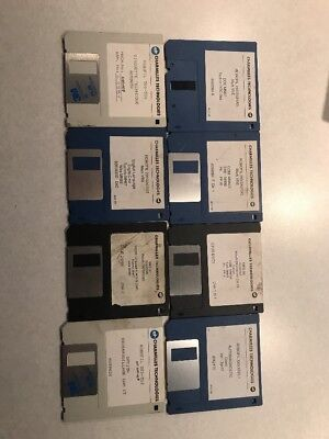 Charmilles Wire Edm Mk6.5e Software Disks 3