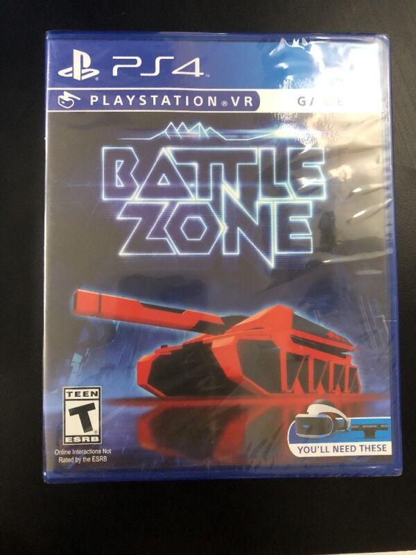 Battlezone PlayStation 4 3001936