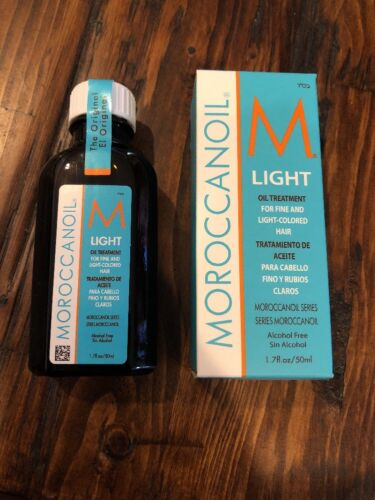 Moroccanoil Treatment Light, Size 1.7 oz