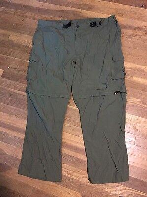 Men's/Boys Boy Scouts Of America Green Pants Size XXXL