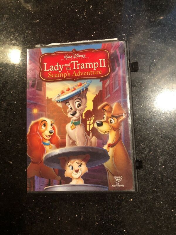 Lady The Tramp Ii Scamps Adventure Dvd Us Polybull Com