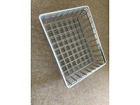 Ikea Meshed Clothes Storage Basket Grey Set Of 4. PAX Kompletment