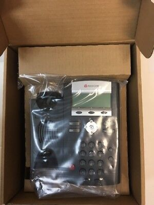 Polycom Soundpoint Ip335 Voip Phone Telephone 2200-12375-001 2200-12375-001 Usa