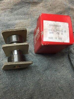 Set Of Reed B10 C-2 Thread Rolling Dies 916-18 Unrf .437wf Free Shipping N