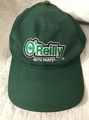 Oreilly Auto Parts Automotive Green Baseball Cap