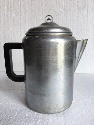 Vintage Supreme Aluminum Ware Coffee Pot