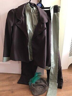 Fancy Dress Up / Dancing / Robin Hood - Robin Dress Up