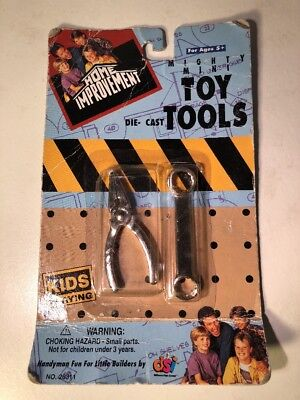 Home Improvement Mighty Mini Toy Tools