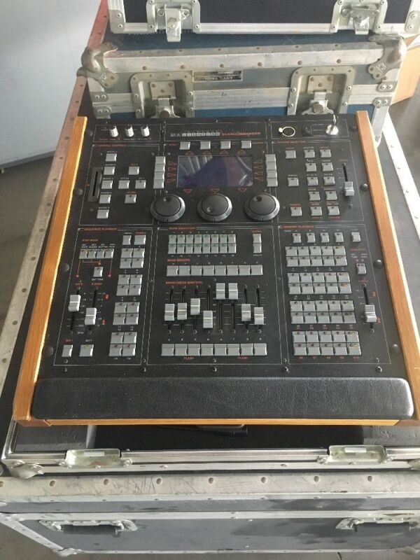 MA Lighting Scan Commander Dmx Lighting Console