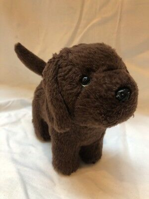 American Girl Doll Pet Brown Lab Labrador Puppy Dog Chocolate Chip Retired  for sale  Venice
