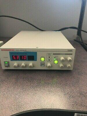 Hamamatsu Camera Controller C2400 Camera Control Unit
