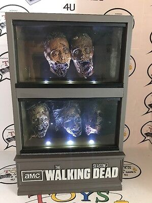 The Walking Dead Season 3 Limited Edition  Only Includes Zombie Fish Tank & box