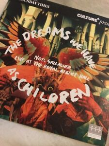 NOEL GALLAGHER. THE DREAMS WE HAVE AS CHILDREN LIVE CD.INCLUDES PAUL WELLER