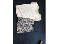 Two Secondhand Tops , ladies clothes, Next, Size 10,
