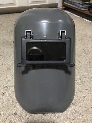 New Fibre-metal 5906gyp Grey Welding Helmet