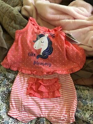 Brand Nee Koalakids 2Pc Outfit 0 3Months