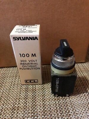 Sylvania 100m-cf1bb300vindustrial Oiltight Switch