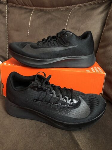 New Nike Zoom Fly Womens Running/Training Shoes Triple Black