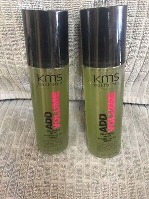 KMS - Add Volume Volumizing Spray 6.8oz [PACK OF 2!] (Old (Add Volume Volumizing Spray)