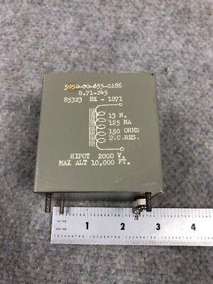 Triad Transformer Bx-1871 8.71-245 5950-00-655-0286