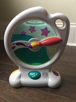 Baby Einstein Van Gogh COLOR GO ROUND - Musical Revolving Wheel Toy HTF