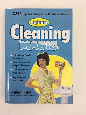 Joey Green's Cleaning Magic Cleaning Magic Brand Name Products 2010
