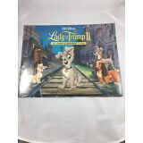 Disney's lady and the tramp 2 set of 4 Lithographs