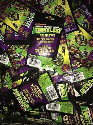 Teenage Mutant Ninja Turtles Dog Tags, LOT of 20! Birthday Swag! Turtle Power!
