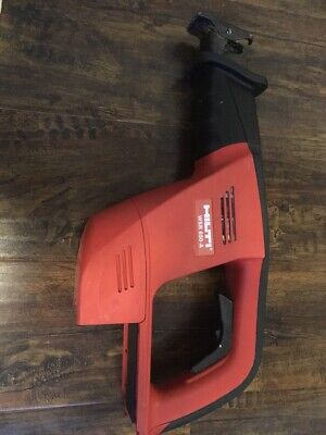 Hilti Wsr 650-a Cordless Reciprocating Saw Tool Only