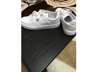 Nike Air Force 1 UltraForce Leather - White - Size 6 - New - Genuine - RRP £85