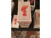 Apple iPhone 6S Plus (Latest Model) - 128GB - Rose Gold Sealed