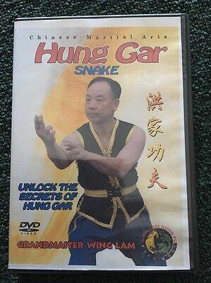 Hung Gar Hasayfu Wing Lam Snake