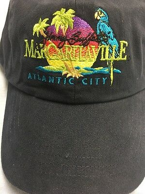 JIMMY BUFFETT MARGARITAVILLE HAT CAP Atlantic City  FREE SHIPPING