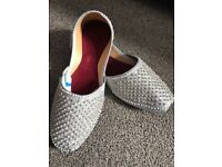 mens wedding Luxury shoes/kusa Size Uk 8