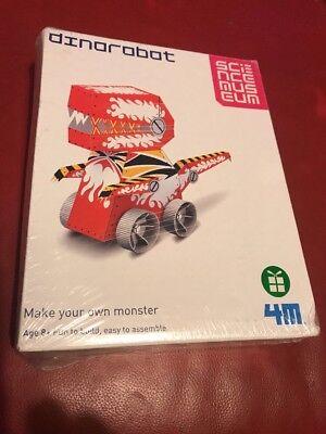 Science Museum - Dinorobot - Robot Making Kit. Great Gizmos. Huge - Robot Making Kit
