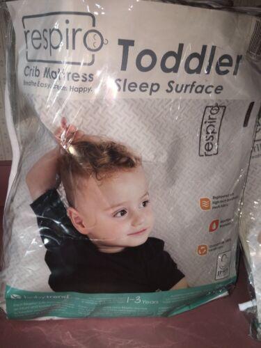 Respiro Home & Kitchen Features Crib Mattress Toddler Sleep