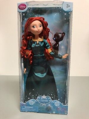 Disney Classics Dolls (Disney Princess Merida Classic Doll includes Bear Cub)