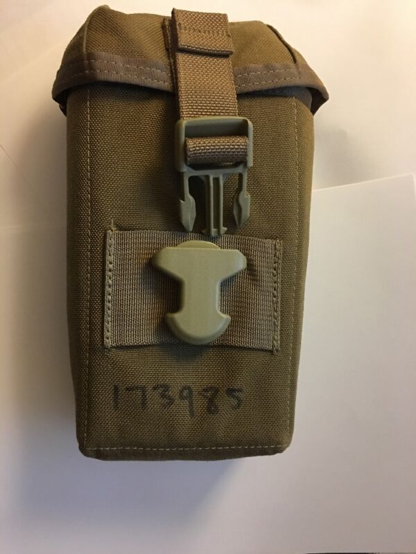 Genuine US Military Issue USMC TA86: RCO ACOG Pouch***Coyote