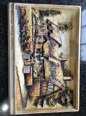 Ann Hathaway's Cottage Shottery Antique Ivorex Osbourne