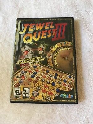 Jewel Quest III (PC Game) Best Selling Gem Matching Game Ever! (Best Game Pc Ever)