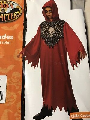 Childs Costume size 5 / 7 Years Horror Robe
