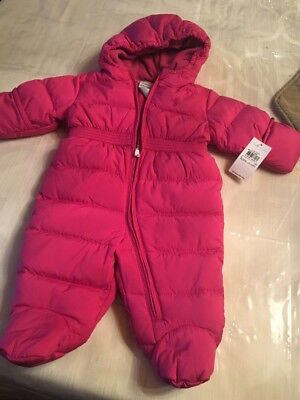 Ralph Lauren Infant Snowsuit