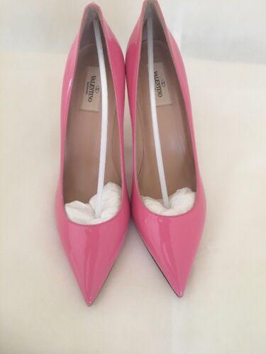 BNWT Valentino Rockstud Rose Pink High Heel Stiletto Pumps Spring Shoes IT41US10