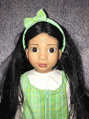 """Magic Attic Rose 18""""' Doll All Original Excellent"""