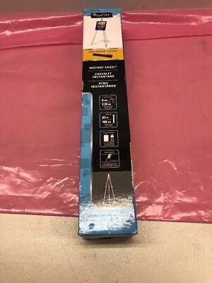 """Quartet® Full Size Instant Easel, 62-3/8"""" Maximum Height, Steel (C17)"""