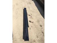 BMW MINI F56 COOPER S Left SIDE Passenger Cover Sill SKIRT 52777300817