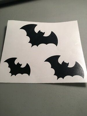 Bats Vinyl Die Cut Decal,halloween,october,funny,fall,laptop,craft](Halloween Vinyl Crafts)
