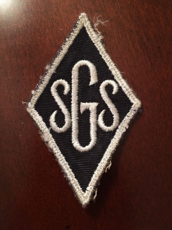 SGS patch
